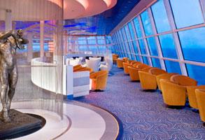 Celebrity Eclipse - Sky Observation Lounge