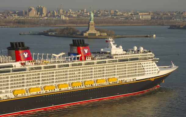 Disney Fantasy Review - Cruise Ship from Disney Cruise Line