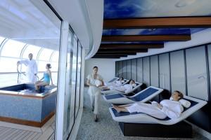 Senses Spa and Salon On Disney Fantasy Cruise Ship