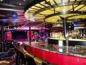 The Tube Lounge On Board Disney Fantasy Cruise Ship